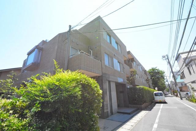 桜新町シティハウス 外観