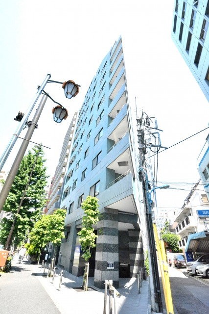 ヴィア・シテラ新宿 外観