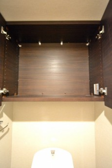 永福町パーク・ホームズ トイレ