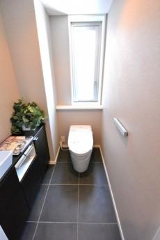 桜新町シティハウス トイレ