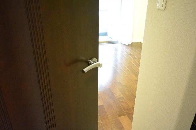 松濤アパートメント_6.0帖のベッドルーム