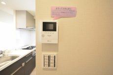 北新宿パレス303 TVモニター付きインターフォン