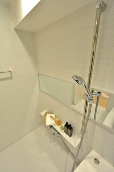黎明マンション バスルーム