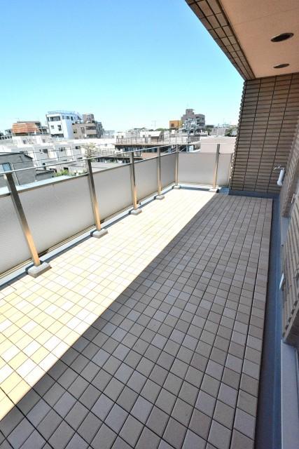 桜新町シティハウス ダイニングキッチンルーバル
