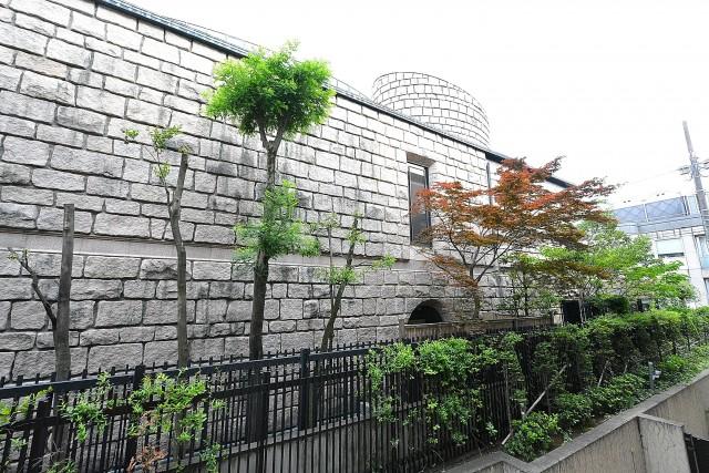松濤アパートメント_LD眺望