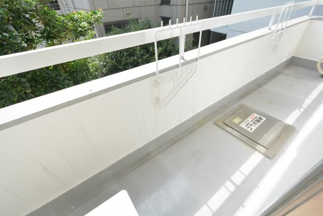北新宿パレス303 バルコニー