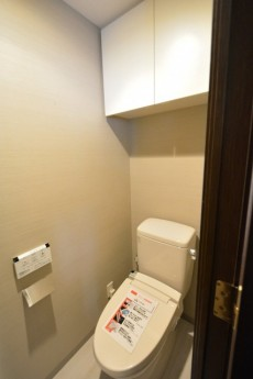 グランシティ上用賀ラ・アヴェニュー トイレ