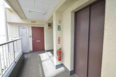 セブンスターマンション三軒茶屋804 エレベーター