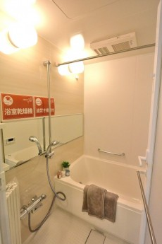 上池袋グリーンハイツ バスルーム