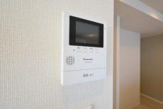 セブンスターマンション三軒茶屋804 TVモニター付きインターフォン