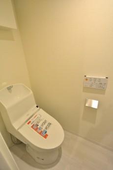 オーベル上馬A トイレ