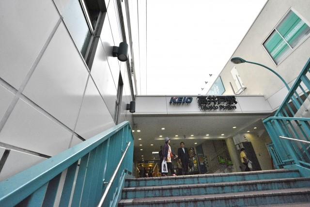 エンゼルハイム高井戸 駅