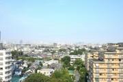 ライオンズマンション駒沢 6.3帖洋室の眺望