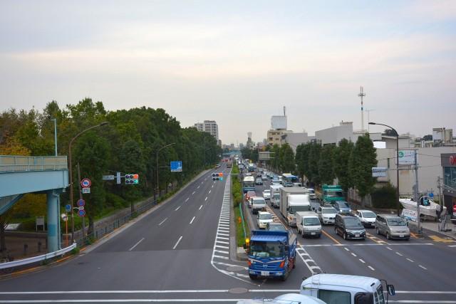 D'グラフォート世田谷芦花公園 環八