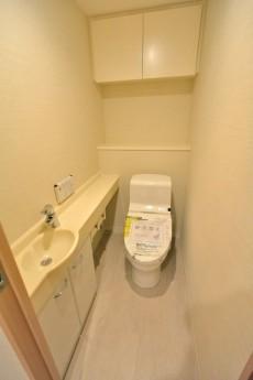 タワーテラス目黒青葉台 トイレ