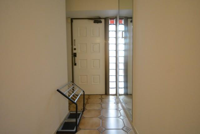 赤坂アーバンライフ103号室 玄関