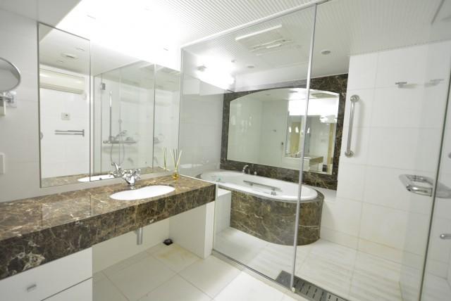 赤坂アーバンライフ103号室 バスルーム