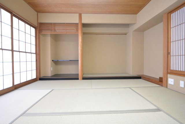 赤坂アーバンライフ103号室 和室