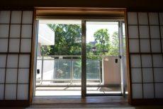 赤坂アーバンライフ103号室 バルコニー