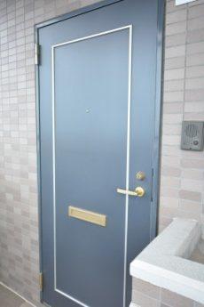 ラディエンス世田谷若林 604号室 玄関