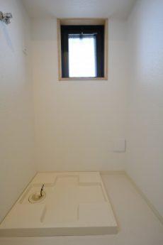 ラディエンス世田谷若林 604号室 洗濯機置場