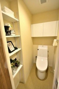 パークサイド六本木 トイレ