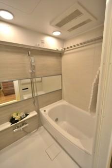 パークサイド六本木 バスルーム