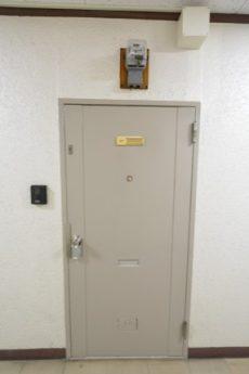玉川コーポラス 207号室 玄関