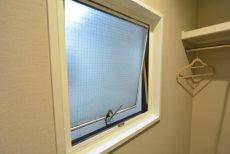 玉川コーポラス 207号室 窓