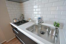 玉川コーポラス 207号室 キッチン