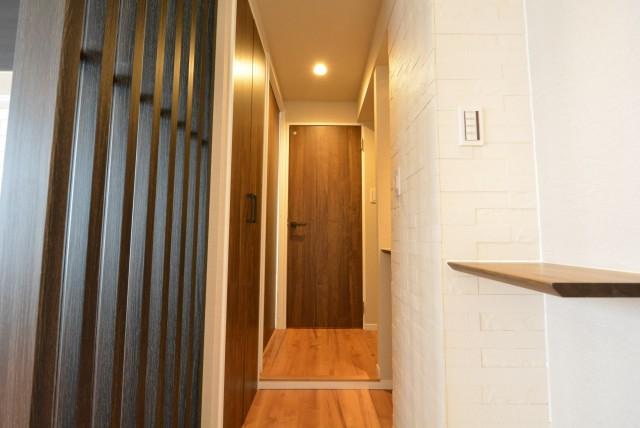 玉川コーポラス 207号室 廊下