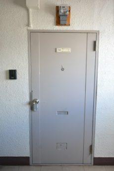 玉川コーポラス 708号室 玄関
