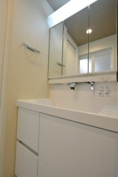 玉川コーポラス 708号室 洗面台