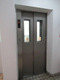 キクエイパレス戸越 エレベーター