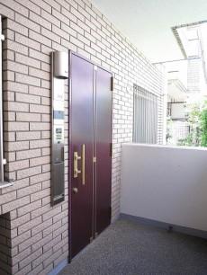 ランドステージ祐天寺 玄関ドア
