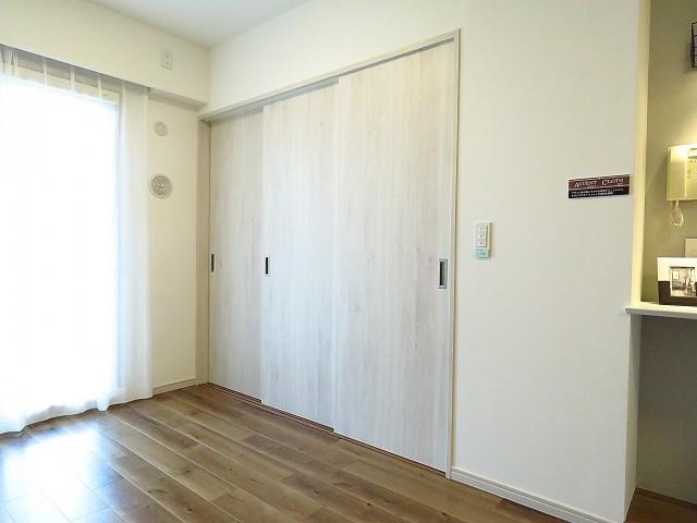 ルミネリックス中延 洋室扉