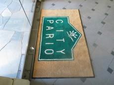 朝日シティパリオ高輪台A館 マット