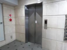 朝日シティパリオ高輪台A館 エレベーター