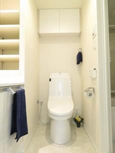 朝日シティパリオ高輪台A館 トイレ