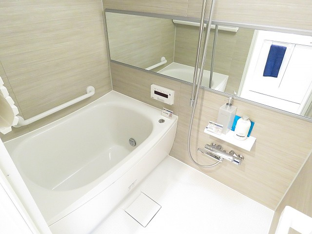 朝日シティパリオ高輪台A館 バスルーム