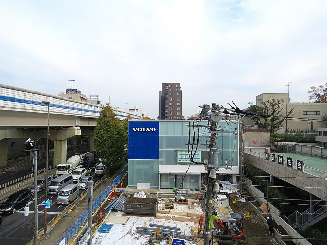 グランド・ガーラ用賀 北東側眺望