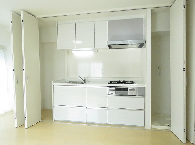 松濤マンション キッチン
