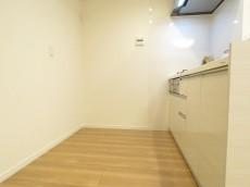 第三宮庭マンション キッチン