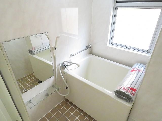 松濤マンション バスルーム