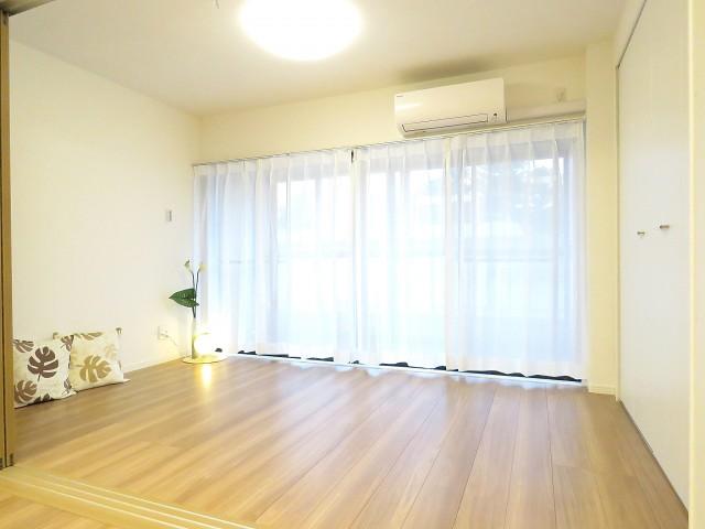 第三宮庭マンション 洋室約5.1帖