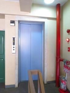 松濤マンション エレベーター