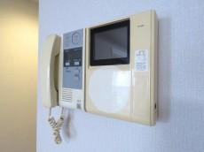 ダイアパレスシェルトワレ目黒 TVモニター付インターホン