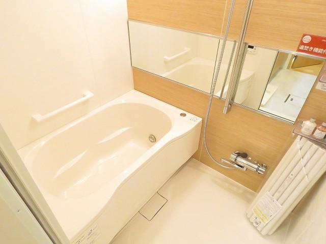 キャッスルマンション武蔵小山 バスルーム