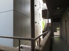 キャッスルマンション武蔵小山 共用廊下
