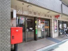朝日石川台マンション 石川台商店街